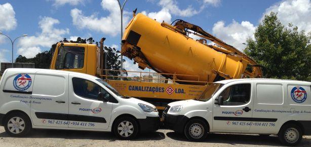 Foto 1 de Canalizações 24 Horas, Oeiras - Canalizações e Desentupimentos