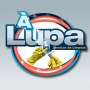 Logo À Lupa - Serviços de Limpeza