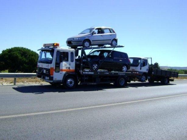 Foto 2 de Margemreboques- Transportes e Sucatas, Lda