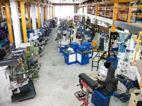 Foto 3 de Leçafer - Imp. e Comércio de Maquinas e Ferramentas. SA