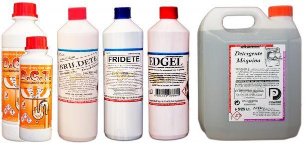 Foto 2 de Nbg.sistem - Comércio e Fabrico de Detergentes