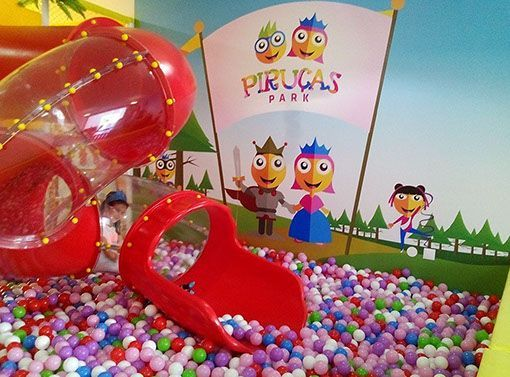 Foto 2 de Piruças Park - Espaço para Festas de Aniversário Infantis