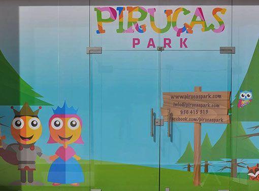 Foto 1 de Piruças Park - Espaço para Festas de Aniversário Infantis