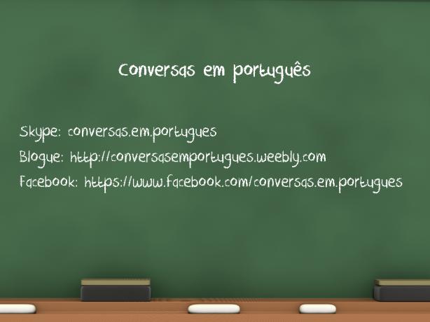 Foto 2 de Conversas Em Português