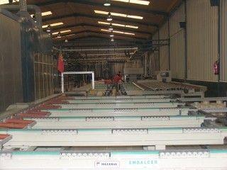 Foto 6 de Vale de Mafra - Anodização e Lacagem de Aluminio, Lda