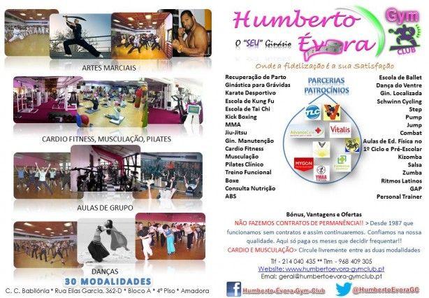 Foto 2 de Humberto Evora Gym Club