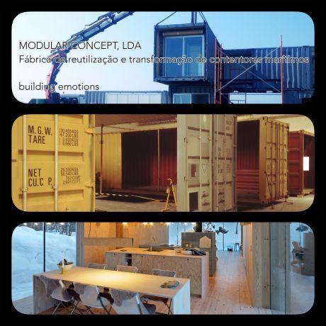 Foto 1 de Modular Concept, Lda - Construção Modular