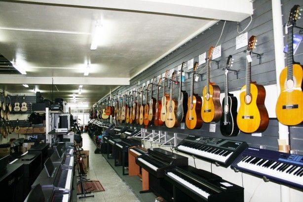 Foto 2 de Musicarte de Eurico Augusto Cebolo - Loja de Instrumentos