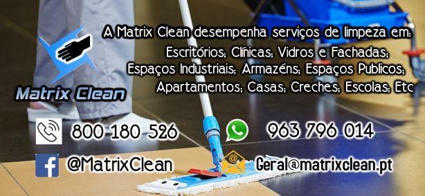 Foto 1 de Matrix Clean - Especialistas em Limpeza