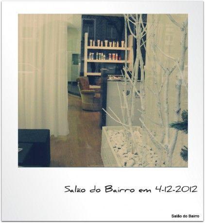 Foto 7 de Salão do Bairro , cabeleireiro e estética