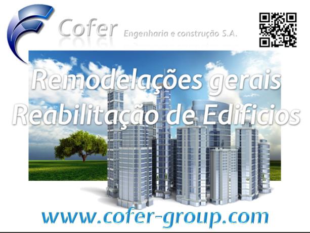 Foto 2 de Cofer - Obras