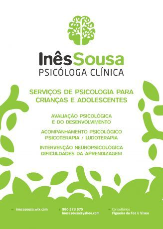 Foto 2 de Inês Sousa - Psicóloga Clínica Infanto-Juvenil