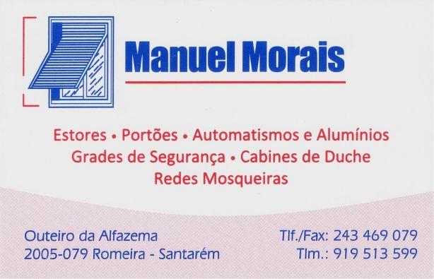 Foto de Manuel Alberto Cordeiro Morais