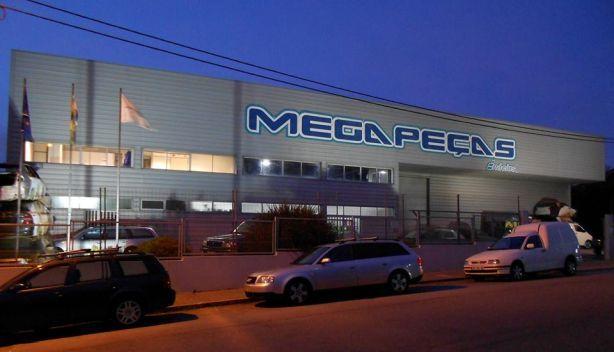 Foto 2 de Megapeças - Centro de Abate de Veículos