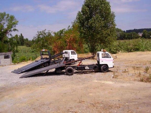 Foto 1 de Margemreboques- Transportes e Sucatas, Lda