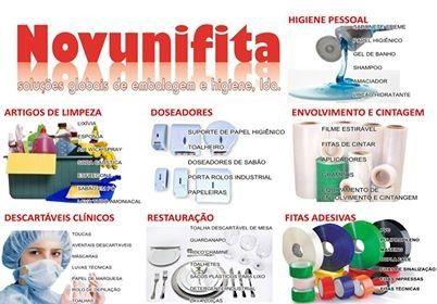 Foto 1 de Novunifita - Soluções Globais de Embalagem e Higiene, Lda