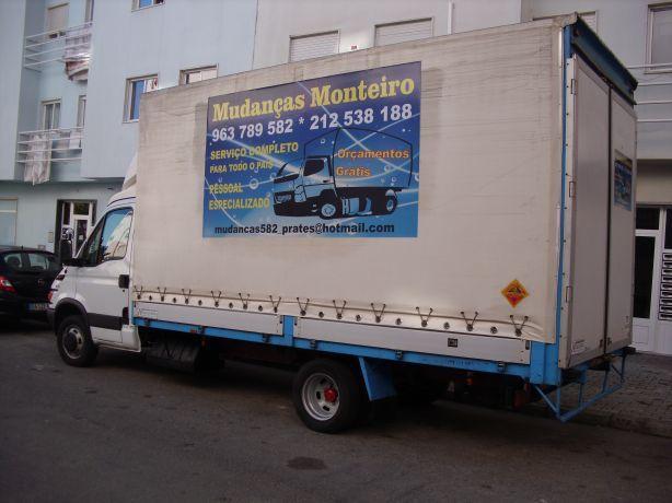 Foto 1 de Mudanças Monteiro - Setúbal