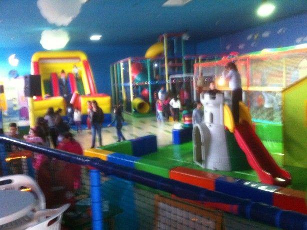 Foto 2 de Parque Infantil Funny City Maia