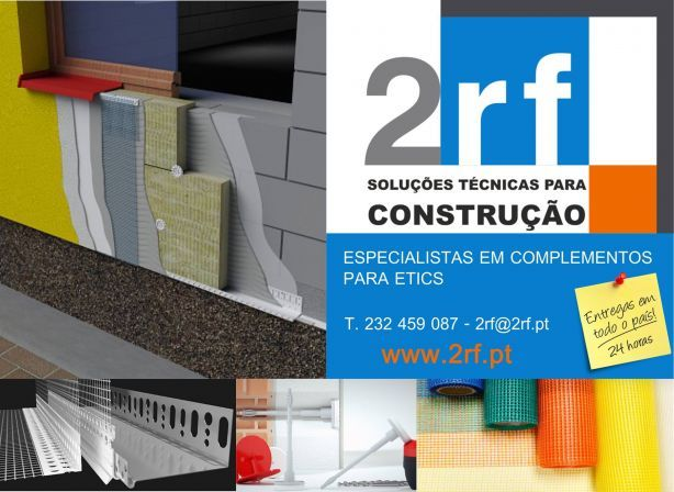 Foto de 2rf Soluções para ETICS / CAPOTO