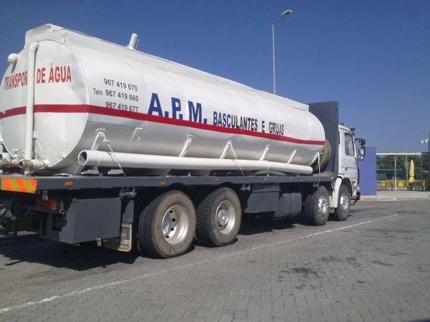 Foto 2 de APN-Transporte de água potável,Lda