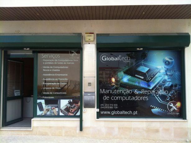 Foto 1 de Globaltech - Reparação de Computadores, Smartphones, Tablets e Consolas