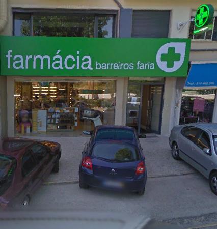 Foto de Farmácia Barreiros Faria, Unipessoal Lda