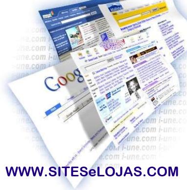 Foto 1 de Sites e Lojas - Websites Para Empresas