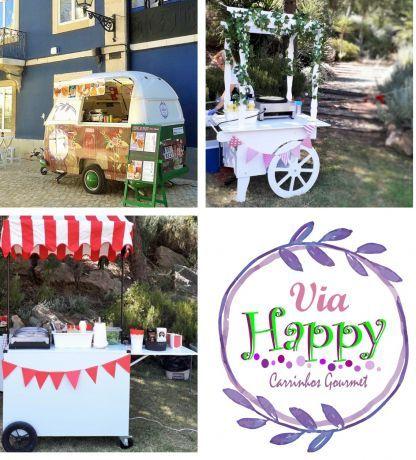 Foto de Via Happy Carrinhos Gourmet