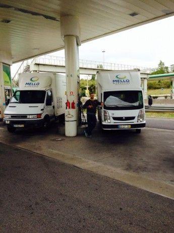 Foto 2 de Transportes & Mudanças  Nacionais Lisboa