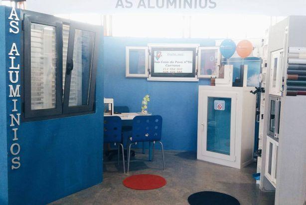 Foto 2 de AS Aluminios(ALMADA E CORROIOS)
