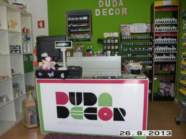 Foto 1 de Dudadecor - Artigos Decorativos