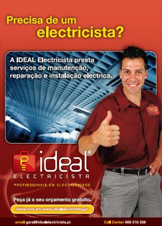Foto 2 de Ideal Electricista, Lisboa