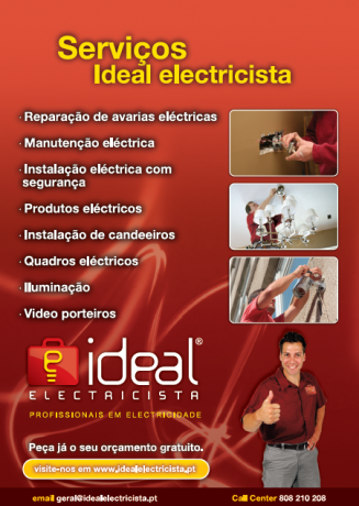 Foto 1 de Ideal Electricista, Lisboa