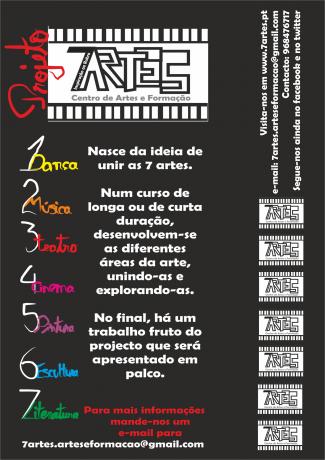 Foto 4 de 7artes - Centro de Artes e Formação