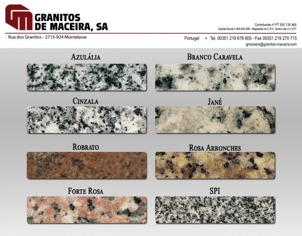 Foto 1 de Granitos de Maceira, SA