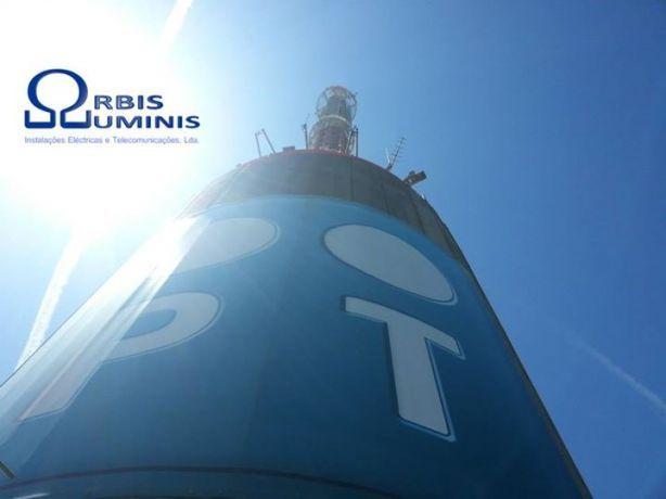 Foto 2 de Orbis Luminis - Instalações Eléctricas Telecomunicações, Lda