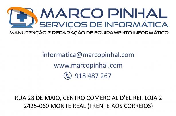Foto de Marco Pinhal - Informática