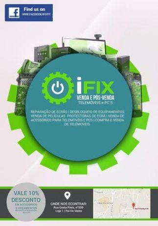 Foto 1 de Shazad Ashraf, Unipessoal, Lda, IFix - Venda e Reparação de Telemóveis