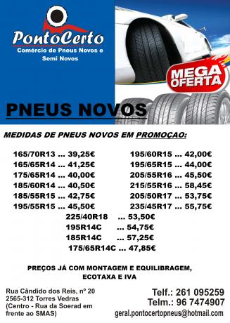 Foto de Pontocerto - Comercio de Pneus Novos e Usados