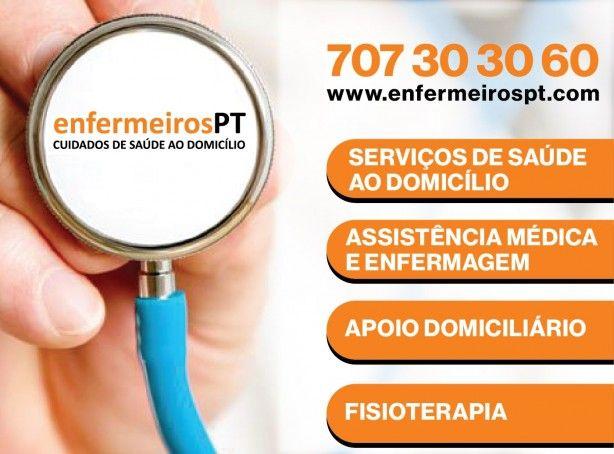 Foto 1 de EnfermeirosPT, Coimbra - Apoio Domiciliário