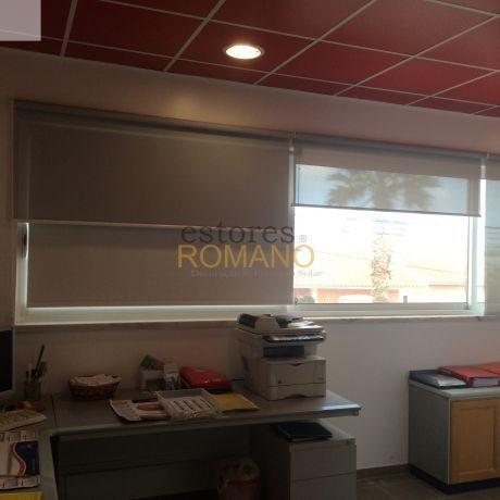 Foto 6 de Estores Romano- Decoração & Proteção Solar