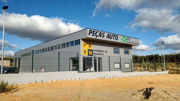 Foto 1 de PMBN - Automóveis, Lda