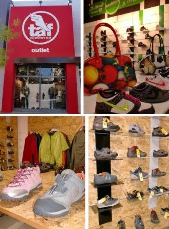 Foto 1 de The Athlete`S Foot, Amoreiras Shopping