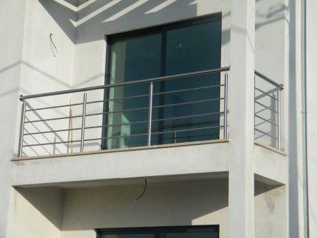 Foto 1 de Gradeamentos varandas inox, Escadas, Inox, Portoes, Varandas