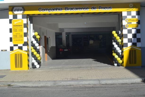 Foto 1 de Cbp - Companhia Bracarense de Pneus, Lda