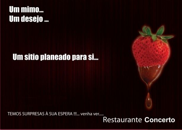 Foto 2 de Concerto - Restaurante e Pizzaria