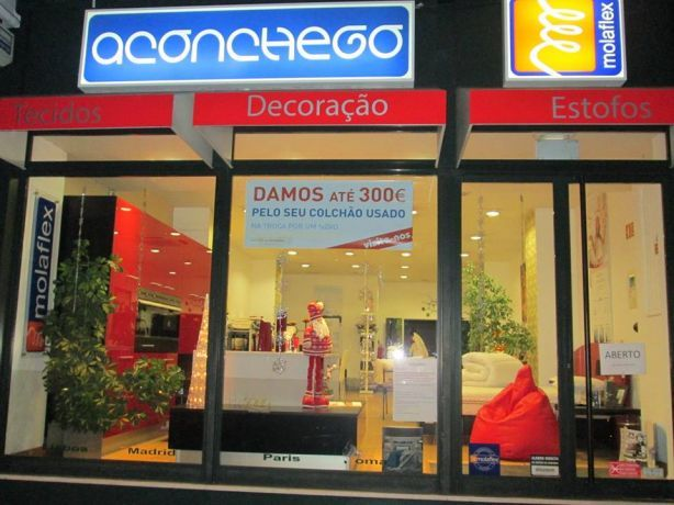 Foto 2 de Aconchego - Colchoes e Estofos