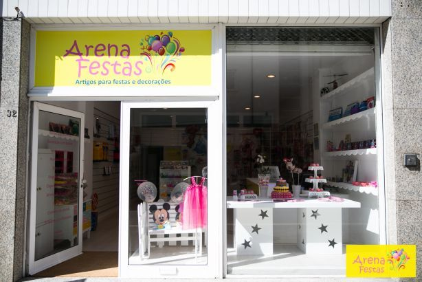 Foto 6 de Arena Festas