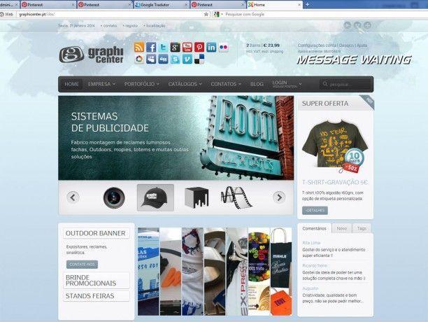 Foto de Graphicenter -  Gabinete de Design de Comunicação e Impressão
