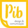 Logo Pib - Design & Comunicação